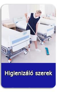 Higienizáló szerek