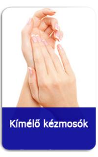 Kímélő kézmosók