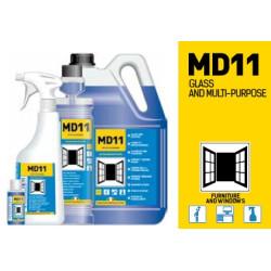 MD11 üvegtisztító